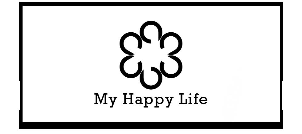 My Happy Life - logo-mhl-bw