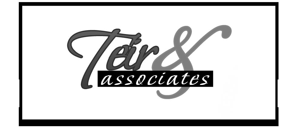Teir & associates - logo-teir-big-gray