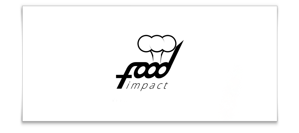 Food impact - logo-food-imapct-bw